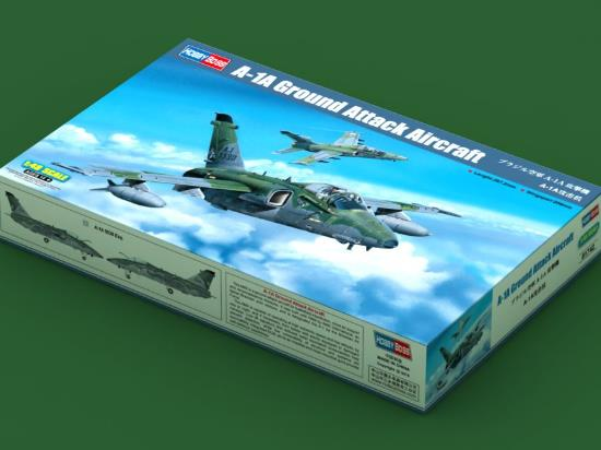 Hobbyboss 1/48 81742 A-1A Ground Attack Aircraft - *Limited Stock At This Price*