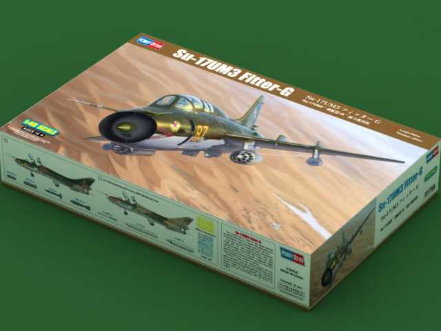 Hobbyboss 1/48 81759 Sukhoi  Su-17UM3 Fitter-G - *Limited Stock At This Price*