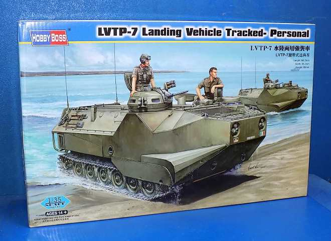 Hobbyboss 1/35 82409 LVTP-7 Landing Vehicle Tracked - Personel - *Limited Stock At This Price*