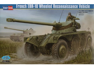 Hobbyboss 1/35 82489 French EBR-10 Wheeled Reconnaissance Vehicle