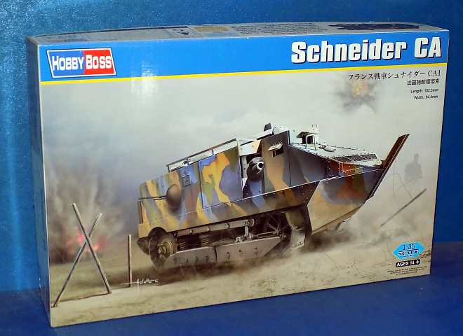 Hobbyboss Schneider CA (Early) 83861