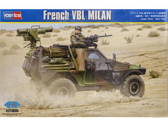 Hobbyboss French VBL MILAN