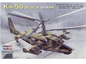 Ka50 Black Shark Helicopter