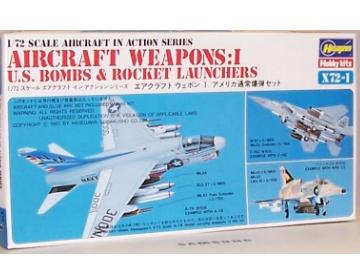 US Aircraft Weapons 1 US Bombs and Rocket Launchers