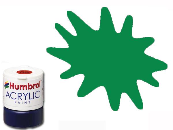 Acrylic Paint - 002 Gloss Emerald