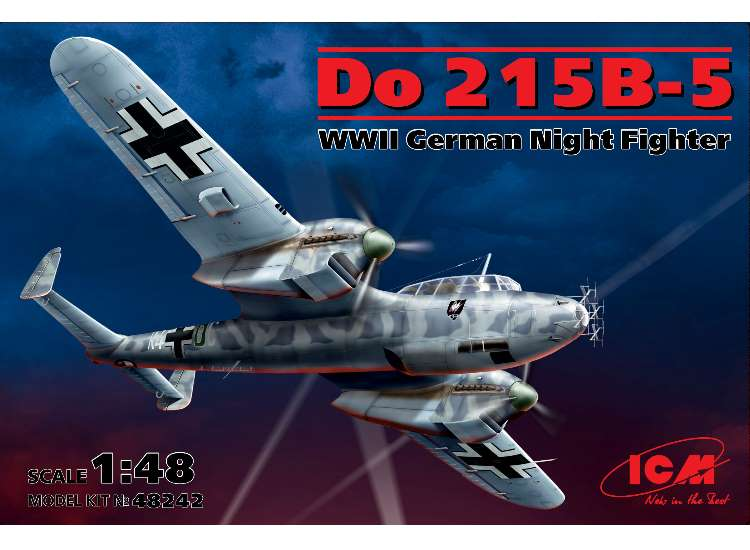 ICM Dornier Do 215B-5 Night Fighter