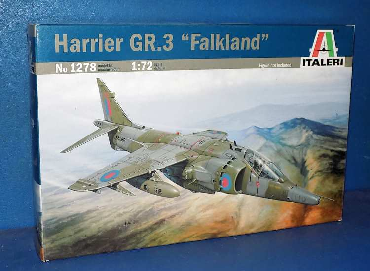 Harrier Gr.3 'Falkland'