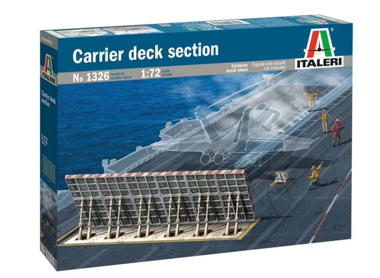 Italeri Carrier Deck Section 1326
