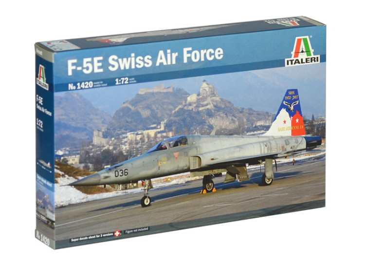 Italeri F-5E Tiger Swiss Air Force 1420