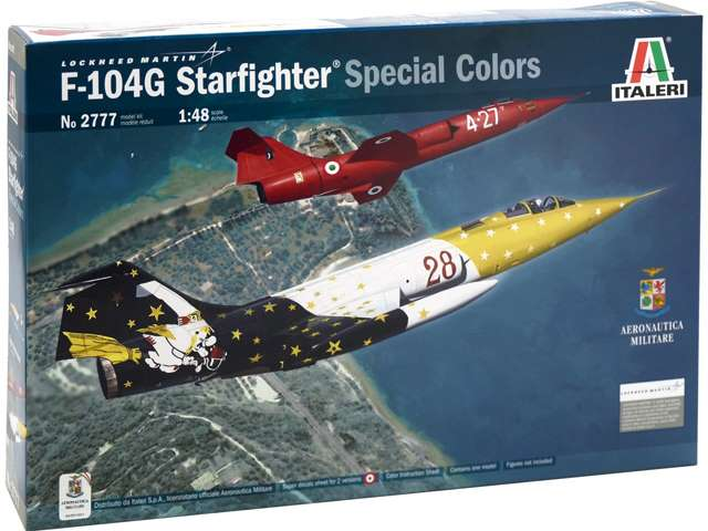 F-104G Starfighter Special Colour