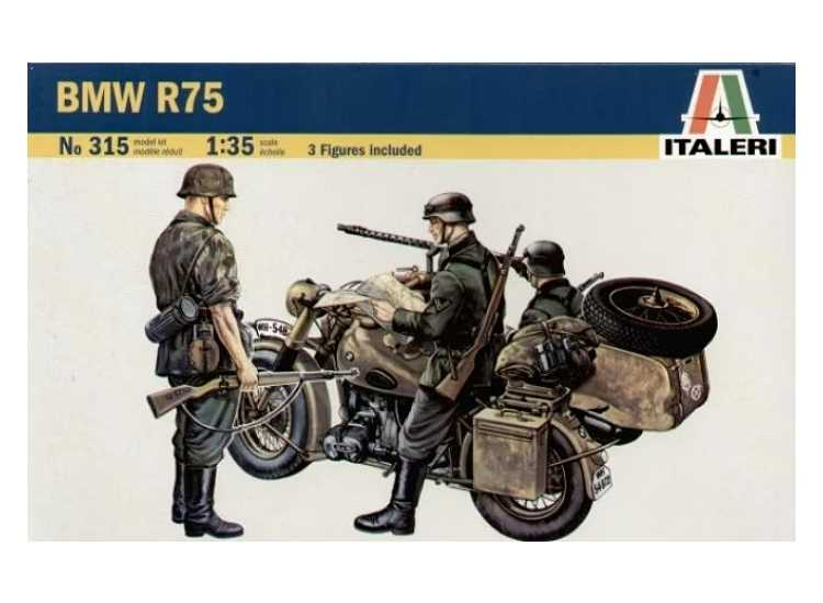 BMW R5 With Sidecar