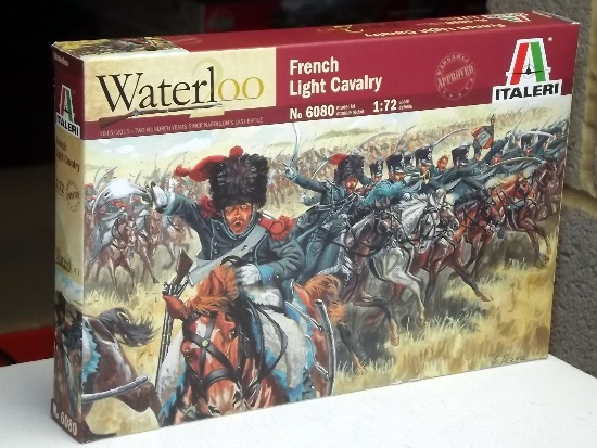 Napoleonic Wars French Light Cavalry