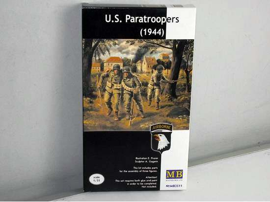 US Paratroopers 1944