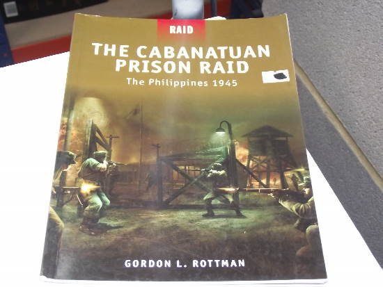 Osprey - Raid No3 - The Cabanatuan Prison Raid - The Philippines 1945 Date: 00's 3