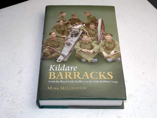 Kildare Barracks - Mark McLoughlin