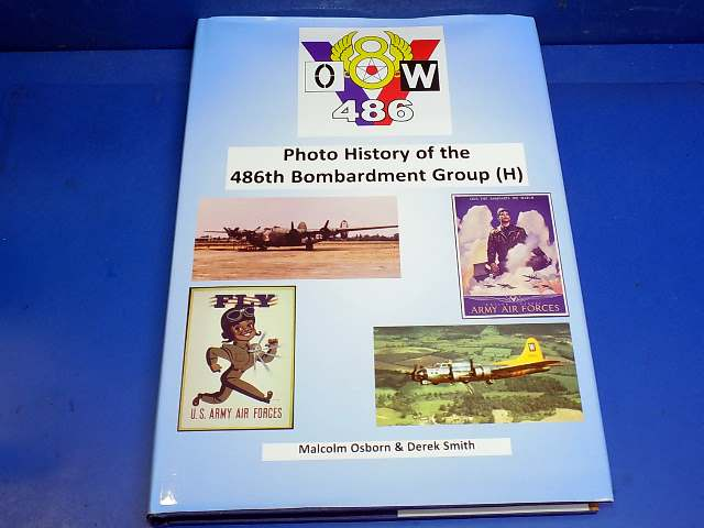 Books - - Photo History of the 486th Bomb Group Date: 00's