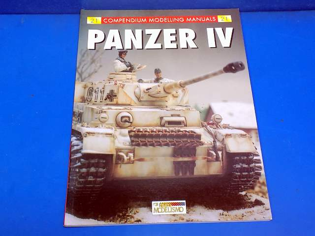 Euro Modelismo - 21 21 - Modelling the Panzer IV Date: 00's