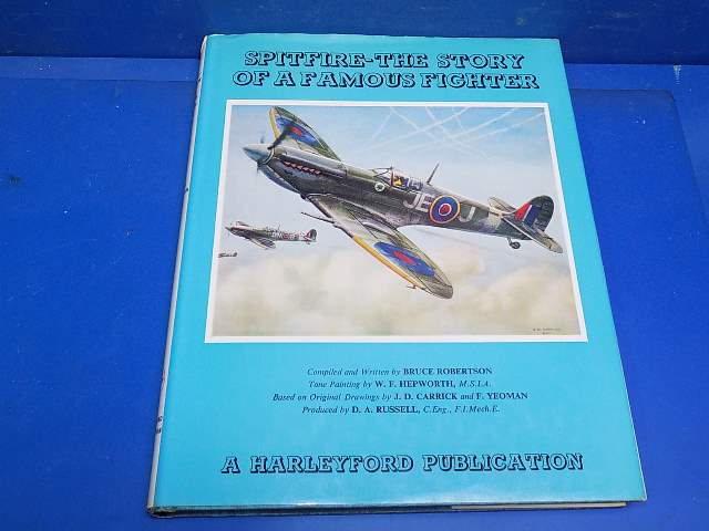 Harleyford - - Spitfire - The Story of a Famous Fighter Date: 1970's