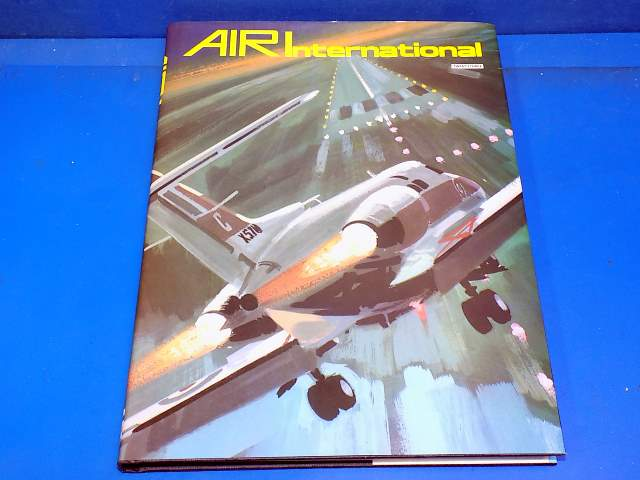 Books - - Air International Hardback Vol 23 Date: 1982