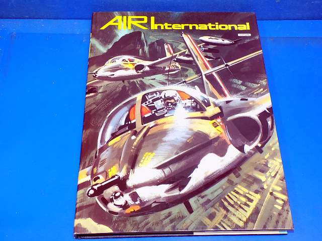 Books - - Air International Hardback Vol 16 Date: 1979