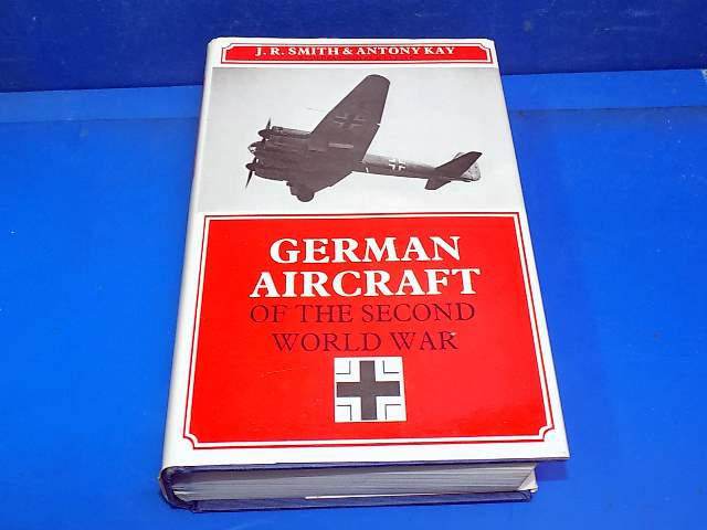 Putnam - - German Aircraft of WW2 Date: 1970's
