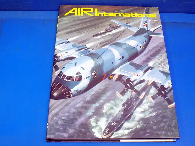 Books - - Air International Hardback Vol 20 Date: 1981