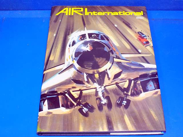 Books - - Air International Hardback Vol 21 Date: 1981