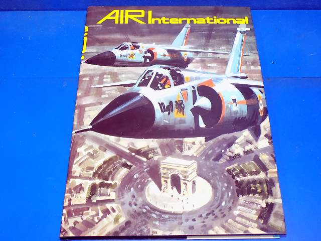 Books - - Air International Hardback Vol 18 Date: 1980