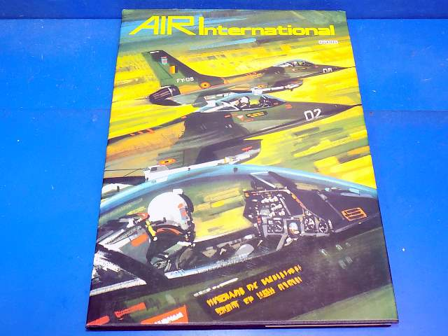 Books - - Air International Hardback Vol 14 Date: 1978
