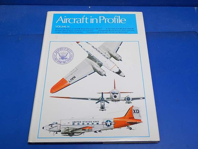 Books - - Aircraft In Profile Vol 14 Date: 1970's