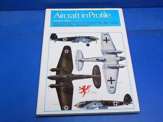 Books - - Aircraft In Profile Vol 1 Part 2 Date: 1970's