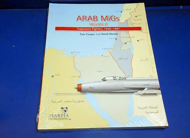 Harpia - - Arab Migs Vol 2 - Supersonic Fighters 1958-67 Date: 00's