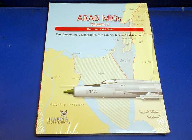Harpia - - Arab Migs Vol 3 - The June 1967 War Date: 00's