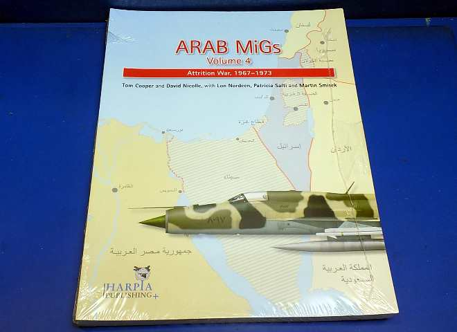 Harpia - - Arab Migs Vol 4 - Attrition War 1967-1973 Date: 00's