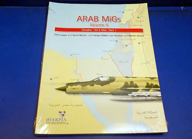Harpia - - Arab Migs Vol 5 -October 1973 War Part 1 Date: 00's