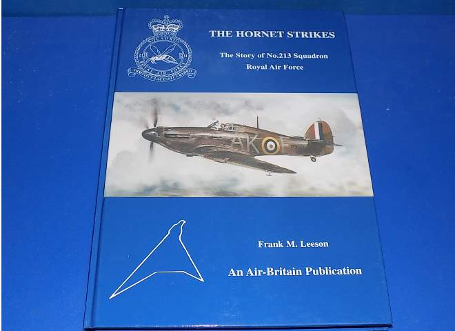 The Hornet Strikes - The Story of 213 Squadron RAF