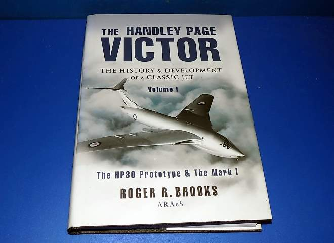 The HP Victor - History and Development Vol 1