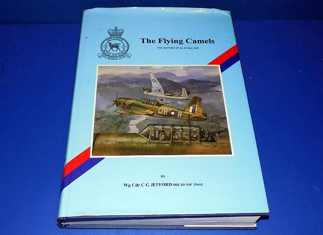 The Flying Camels - History of 45 Squadron RAF