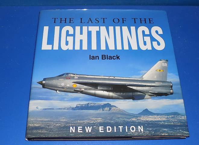 Last of the Lightnings - Ian Black