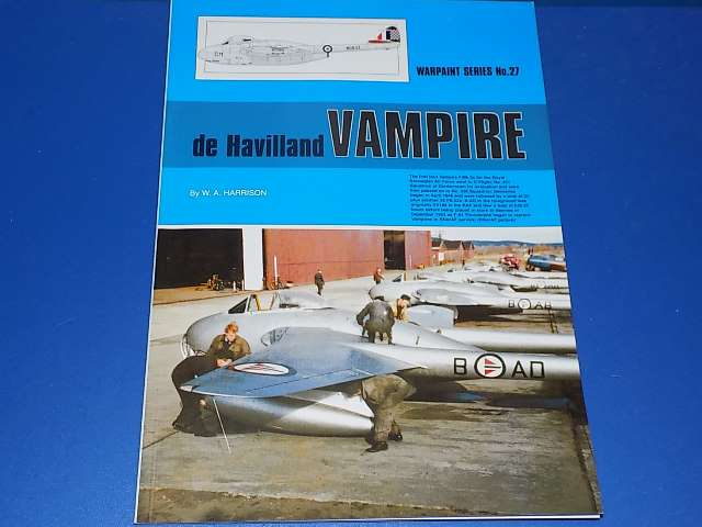 No.27 - de Havilland Vampire