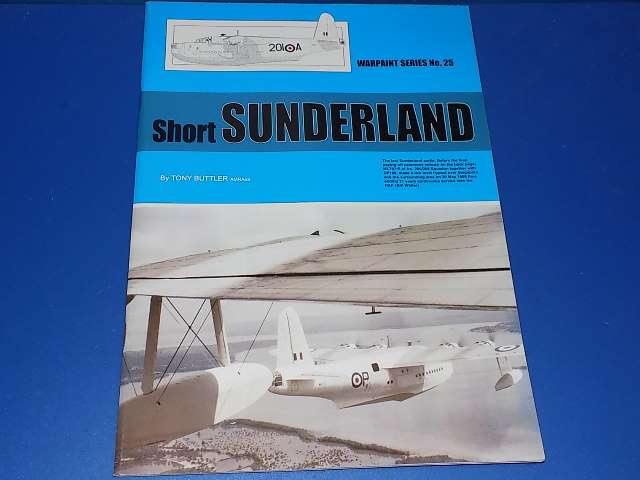 No.25 - Short Sunderland