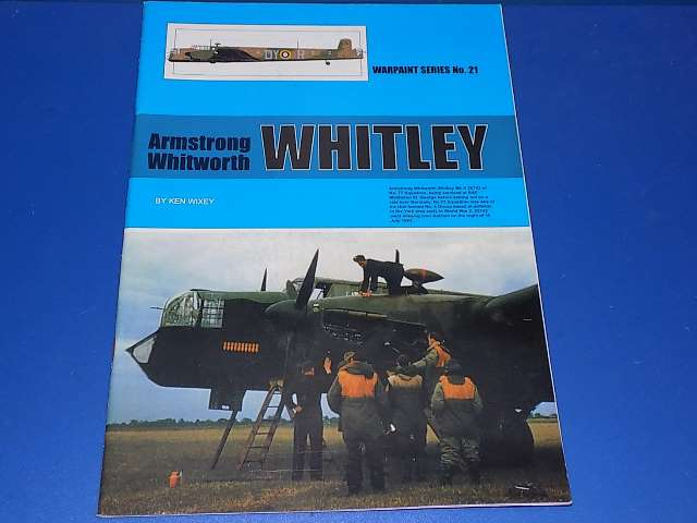 No.21 - Armstrong Whitworth Whitley