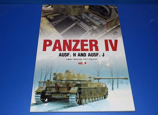 Photosniper 22 - Panzer IV Ausf.H and J Vol 2