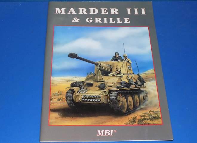 Marder III and Grille