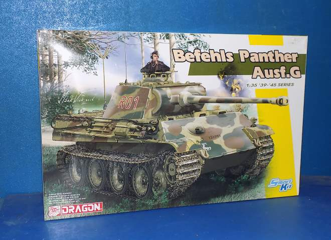 Dragon Befehis Panther Ausf.G
