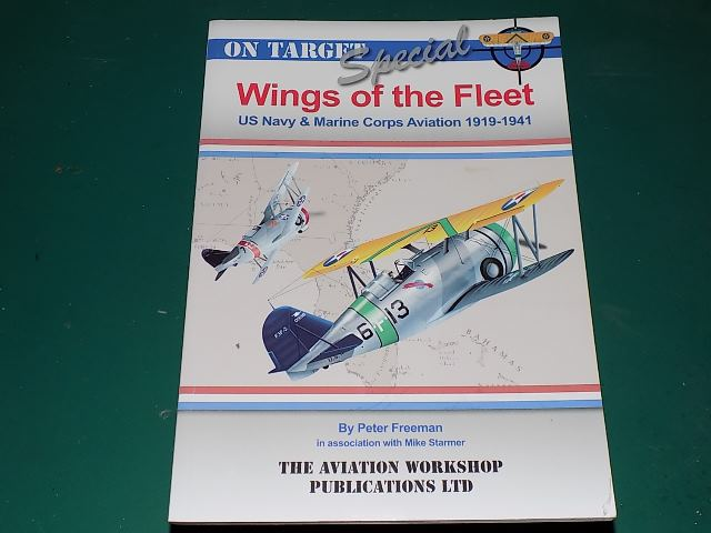 Aviation Workshop On Target Special - Wings of the Fleet