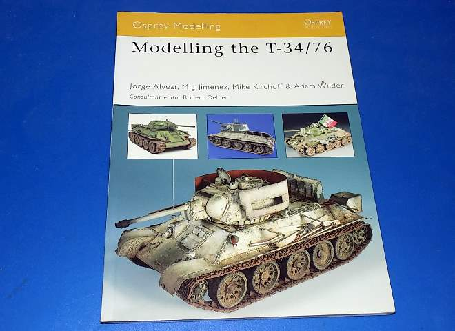 Modelling No 33 - Modelling the T-3/76