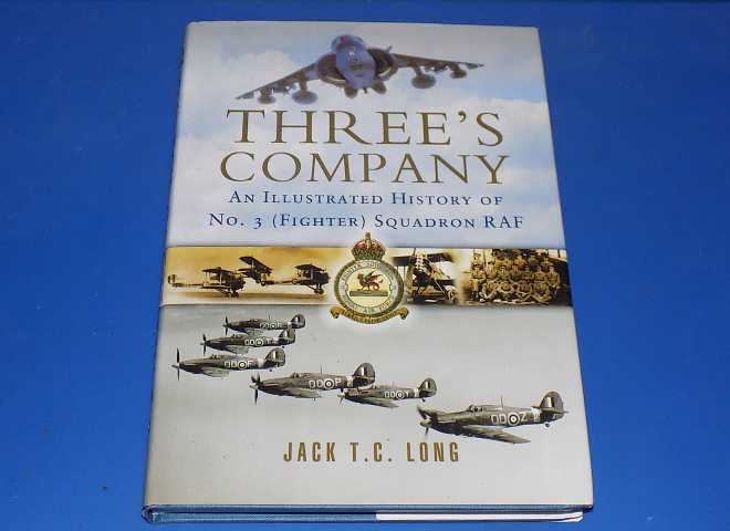 Three's Company - History of 3 Sqn RAF