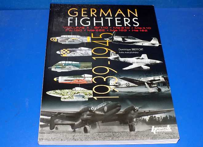 German Fighters Vol2 - Nf110, Me210, Me410 etc