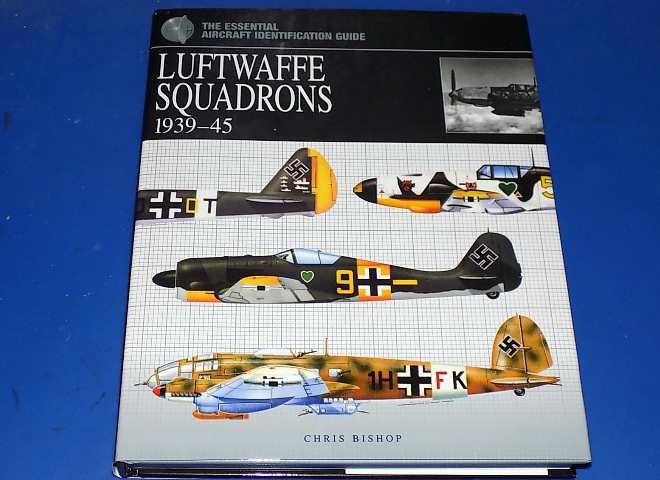 Identifiaction Guide: Luftwaffe Squadrons 1939-45